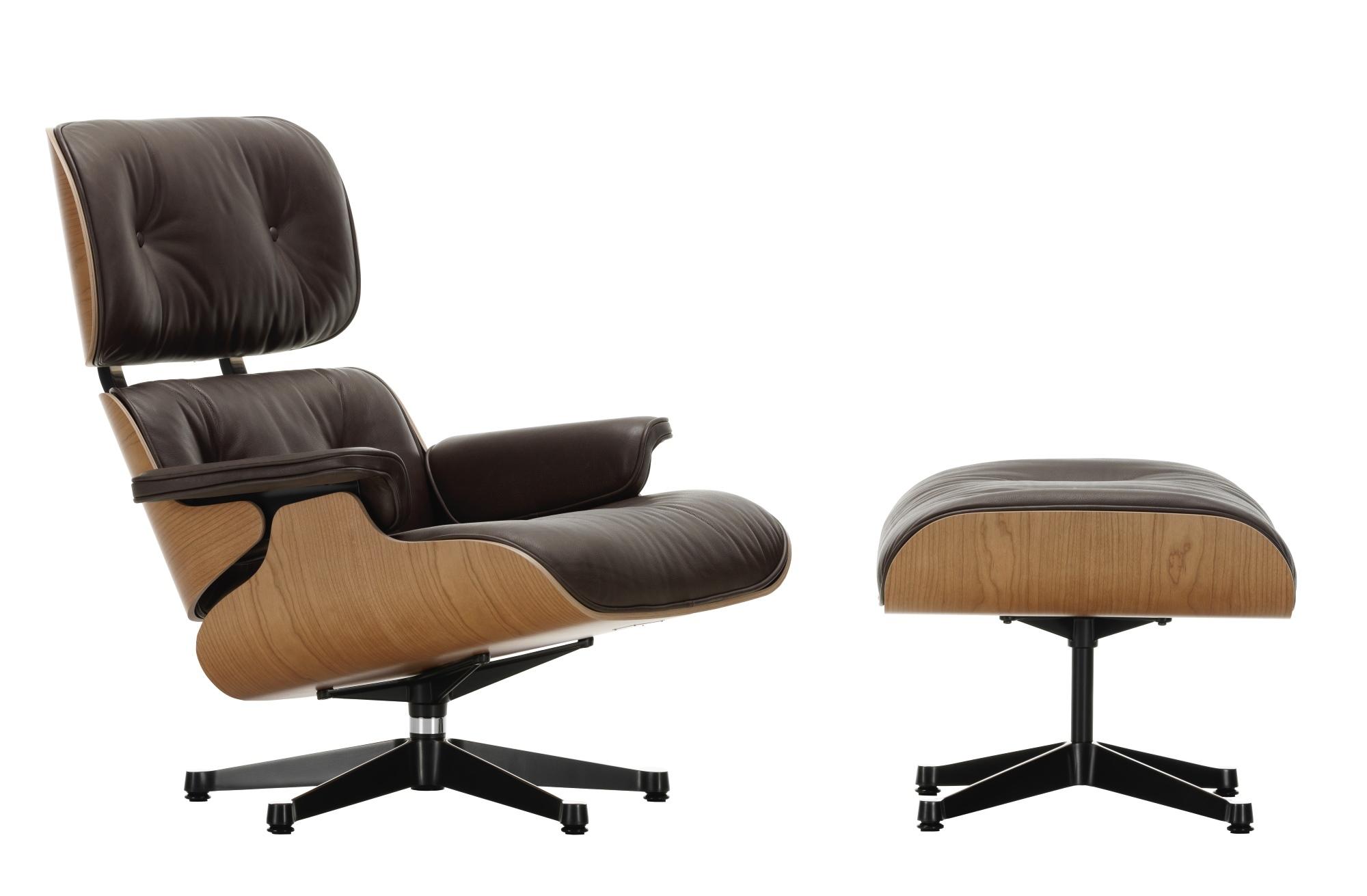 Eames Lounge Chair & Ottoman fauteuil Vitra