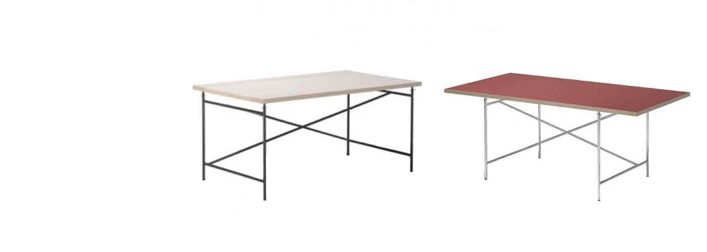 Tables châssis