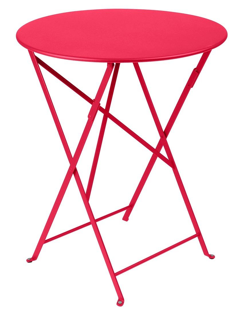 Bistro Outdoor Ronde Pliante table Fermob