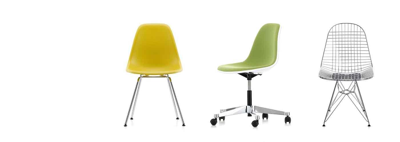 Eames chaises