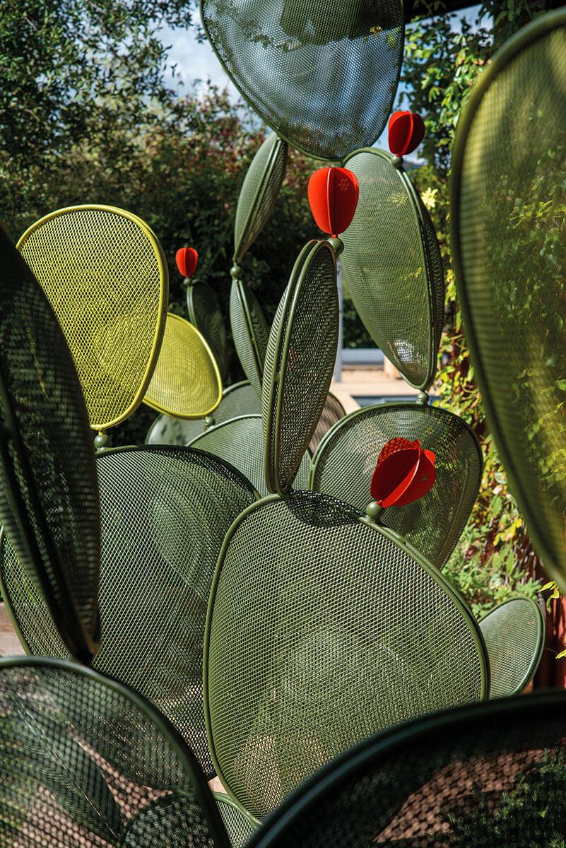 Ficus Fruit pour accessoires de jardin / lampadaire Emu