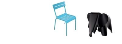 Des chaises d'enfant
