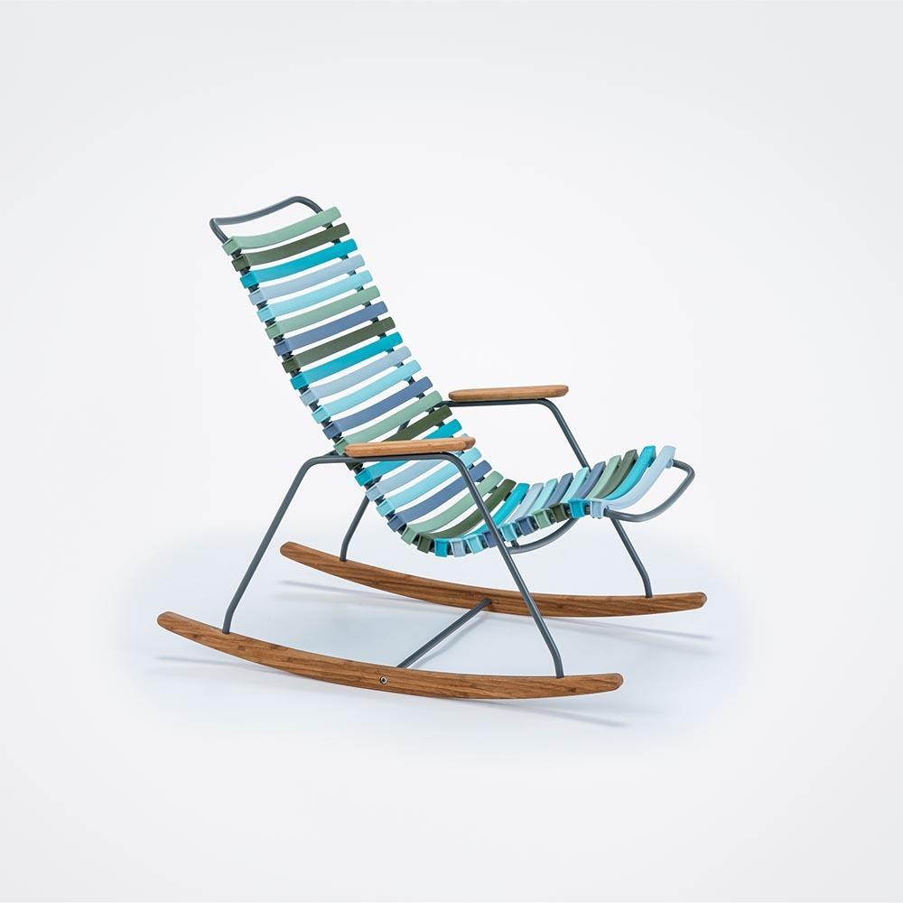 Click Kids Rocking Chair Fauteuil à bascule Enfants Houe