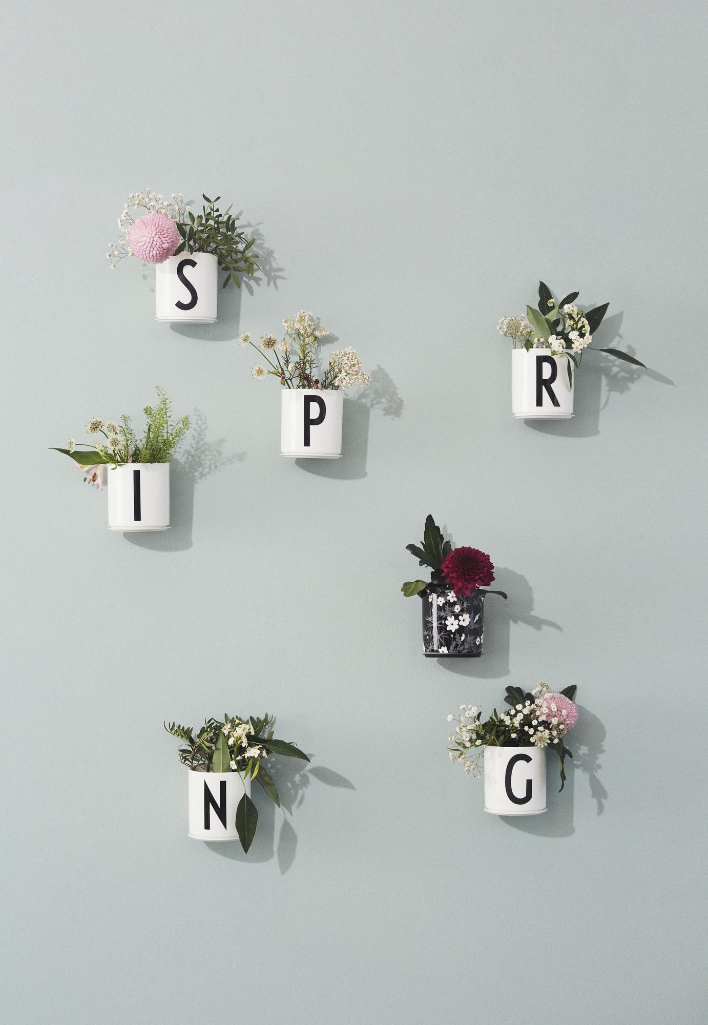 Tasse lettres / tasse porcelaine Design Letters Z