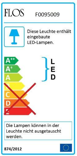 Aim Small 3-er Set lampe de suspendue Flos