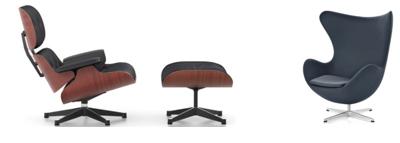 Classiques du design sièges