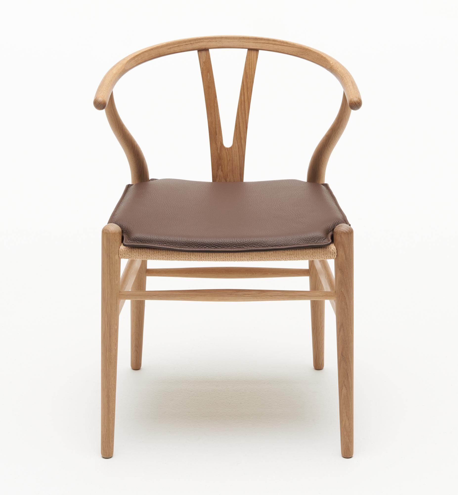 CH24 Wishbone Chair / Y-Chair chaise Carl Hansen & Søn