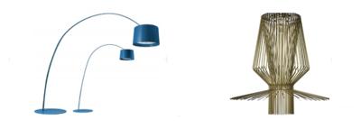 Design italien lumières