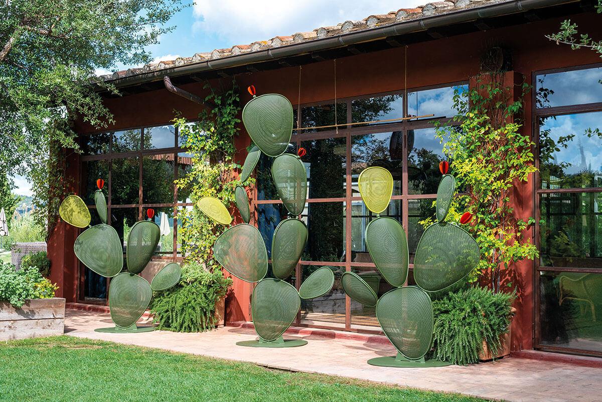 FicusLampe pour accessoires de jardin / lampadaire Emu