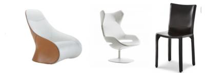 Design italien sièges