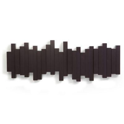 Barre à crochets Sticks Multi Hook espresso Umbra