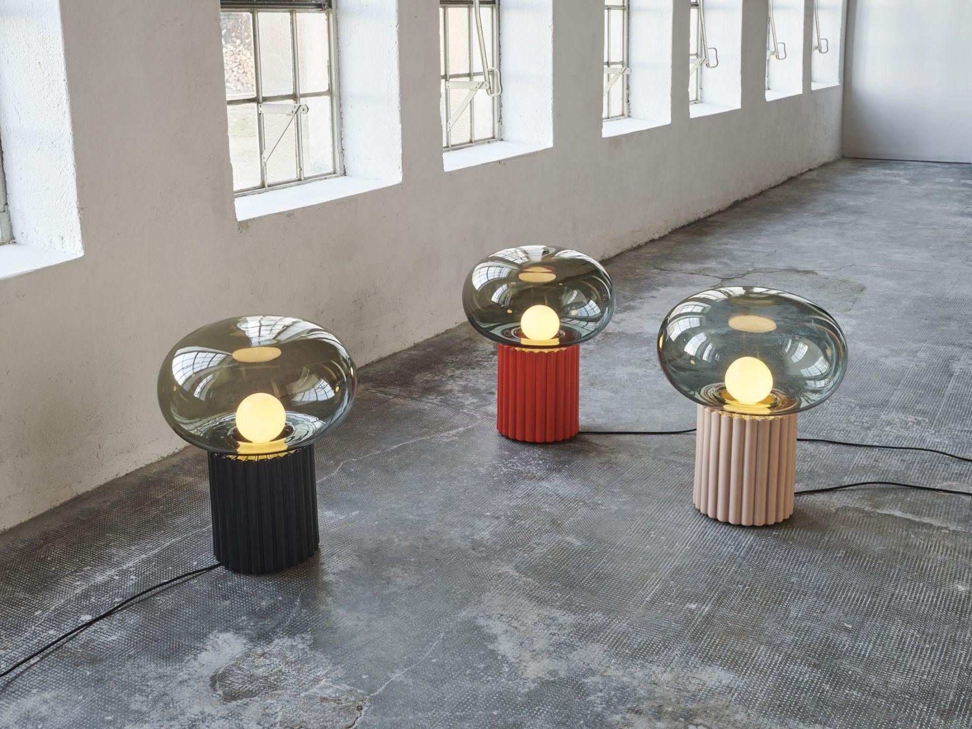 Favius lampadaire à champignons