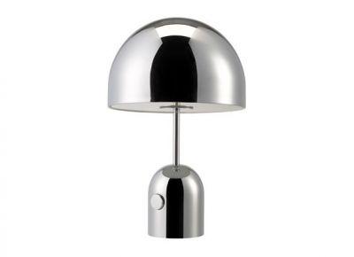 Bell Chrome Lampe de table Tom Dixon