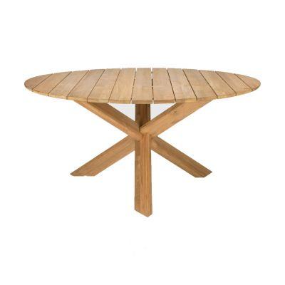 Circle Table à Manger d'extérieur en Teck Ethnicraft