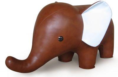 Ledertiere Giants Türstopper Züny-Elefant