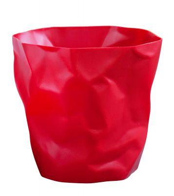 Bin Bin corbeille à papier rouge Klein & More
