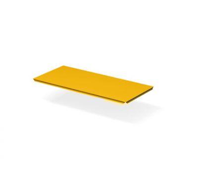 USM Haller pièces détachées métalliques élément de garniture jaune 75 x 50 cm