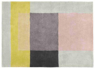 Colour Carpet Teppich Hay-05: grau / rose / gelb