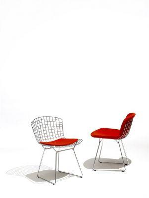 Bertoia Chaise completement rembourré Knoll International