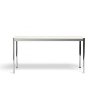USM Haller Table 175 x 75 cm MDF blanc pur
