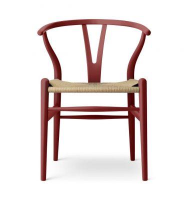 CH24 Wishbone Chair Chaise Falu Carl Hansen & Søn - LIMITED EDITION