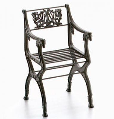 Chaise de jardin [1820] Miniatur Vitra