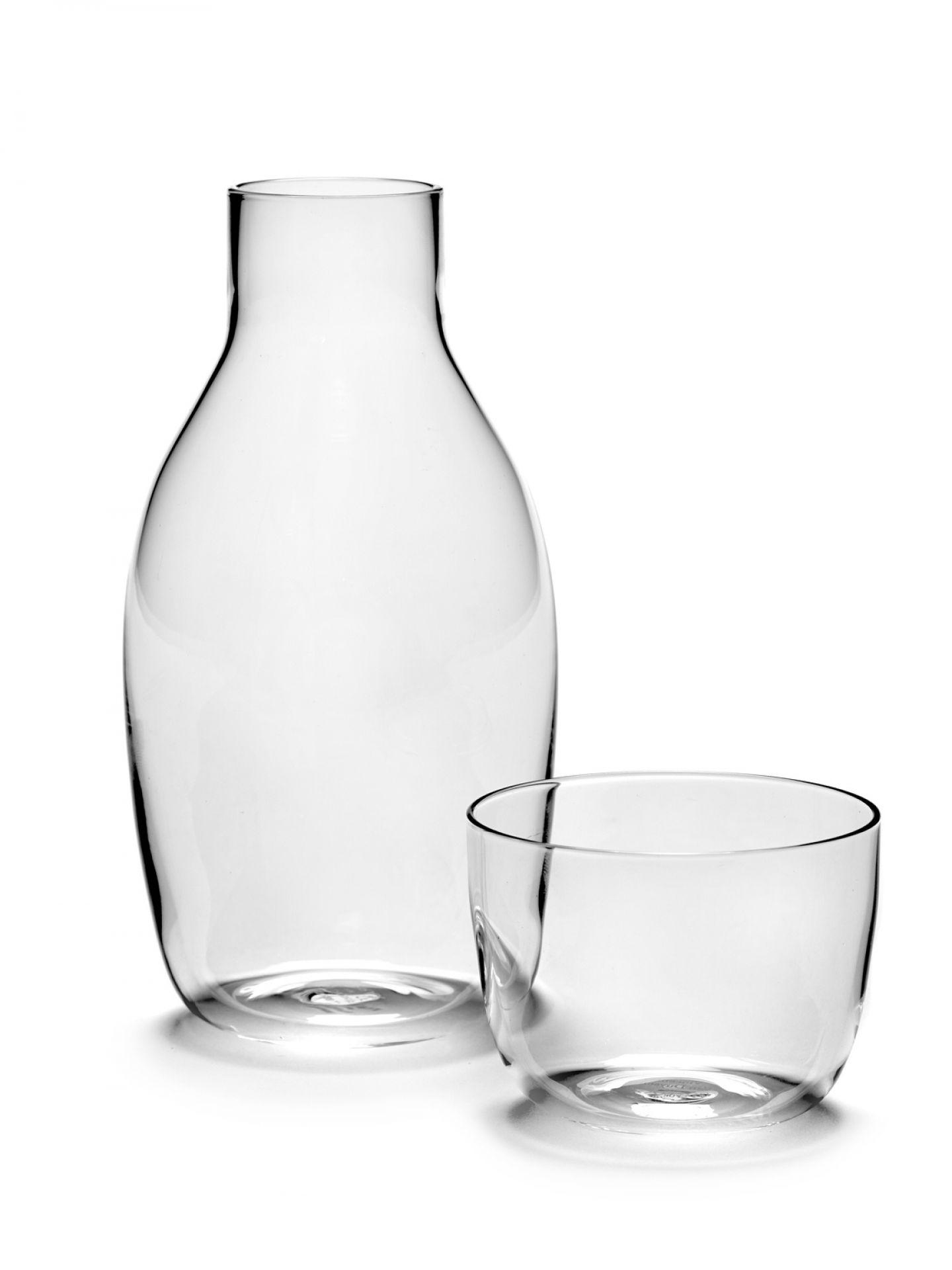 VVD Carafe avec verre Serax