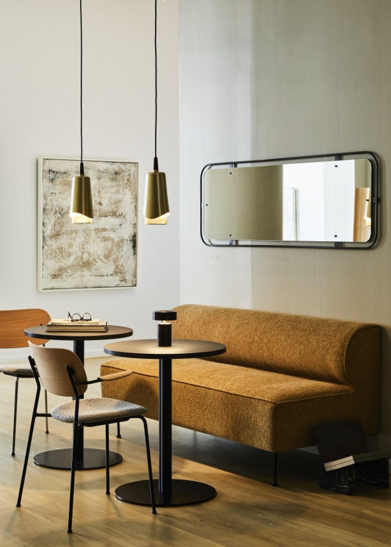 Column Table lampe Lampe de table Menu