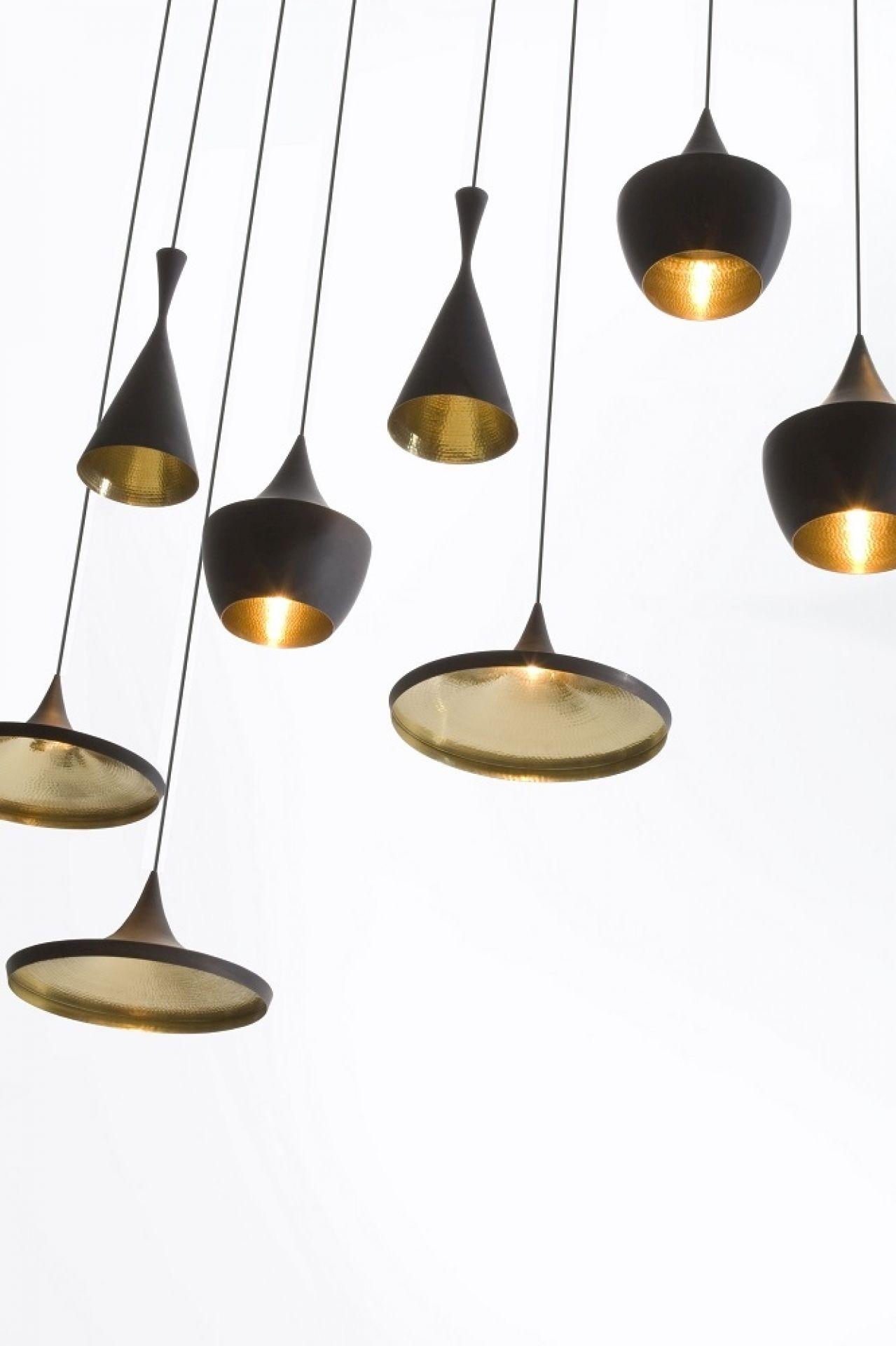 Beat Fat Pendant Lampe suspendue Tom Dixon