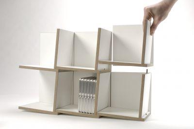 TRI étagère de module (3 x 3) Jonas & Jonas