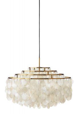 FUN 10DM Lampe à suspensionLaiton Verpan