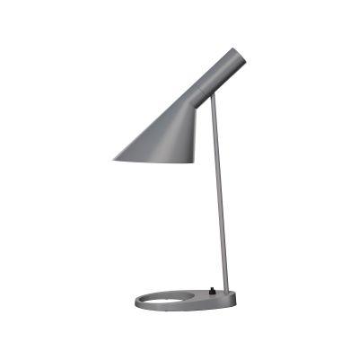 AJ lampe de table gris foncé Louis Poulsen