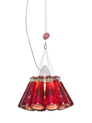 Campari Light Suspension / plafonnier Ingo Maurer