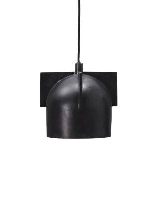 Akola lampe suspendue noire house doctor