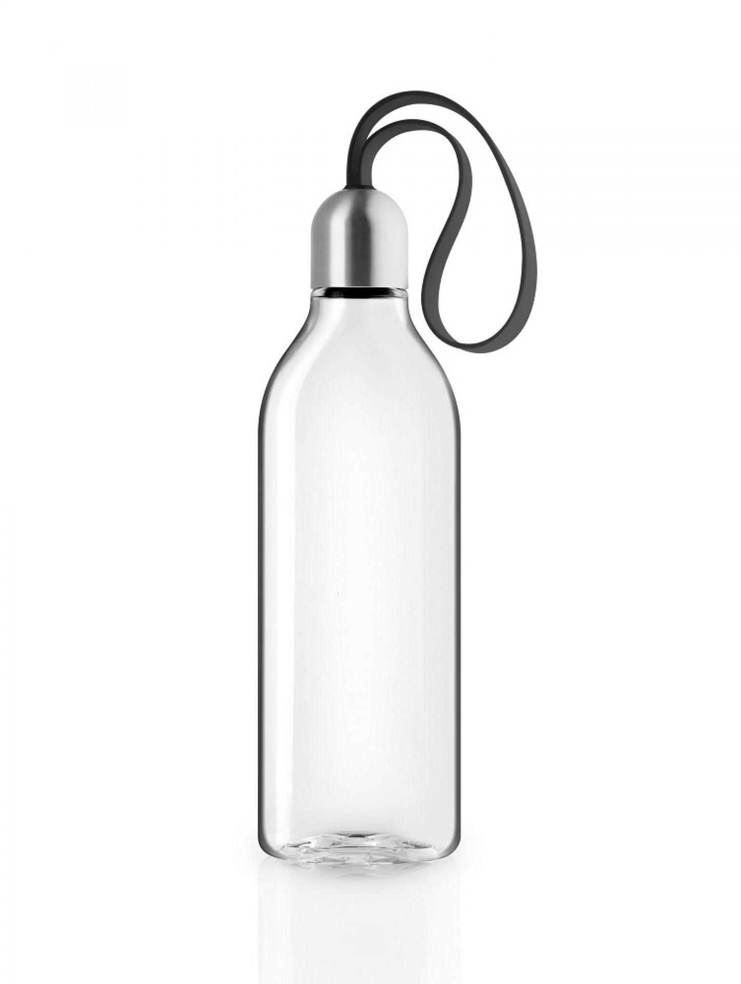 Backpack Drinking bottle Bouteille à boire 0,5 l Noir Eva Solo