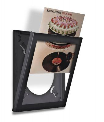 Art Vinyl cadre des disques noir Klein & More