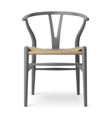 CH24 Wishbone Chair Chaise Slate Carl Hansen & Søn - LIMITED EDITION