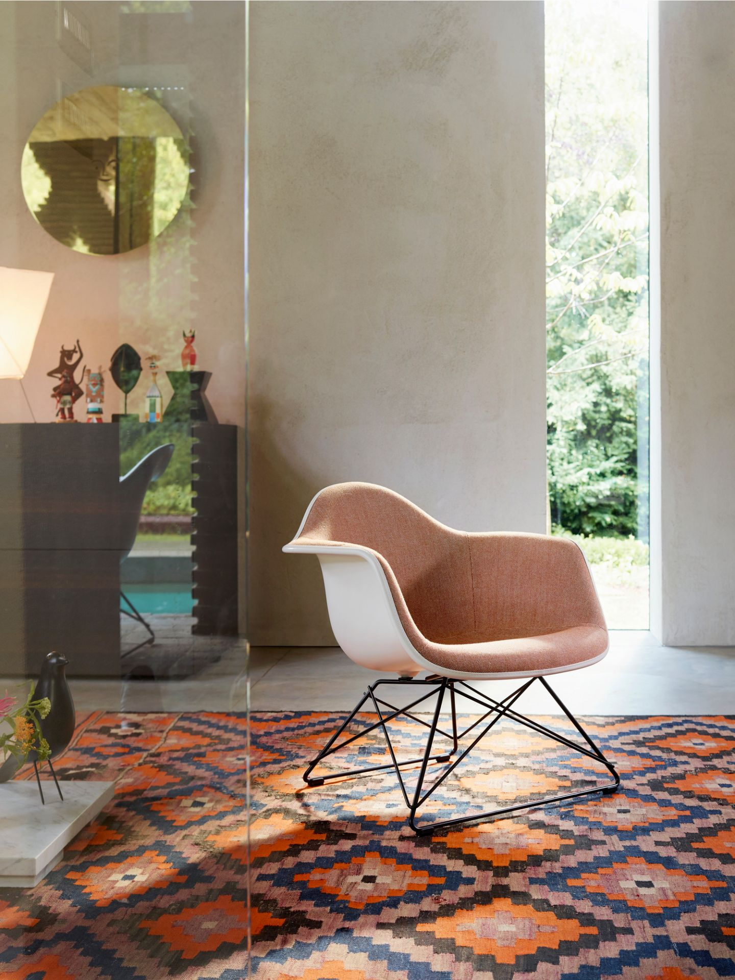 Eames Plastic Side Chair DSW Chaise Vitra Couleurs arrivant à échéance