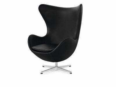 """Egg Chair / Le fauteuil dit """" L'Oeuf""""  Fritz Hansen"""