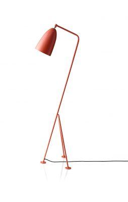Gräshoppa / Grashoppa lampadaire Gubi