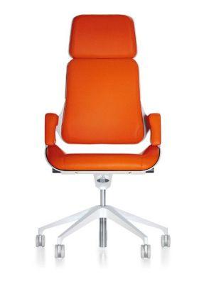 362 Silver Chaise de bureau Pivotant Interstuhl