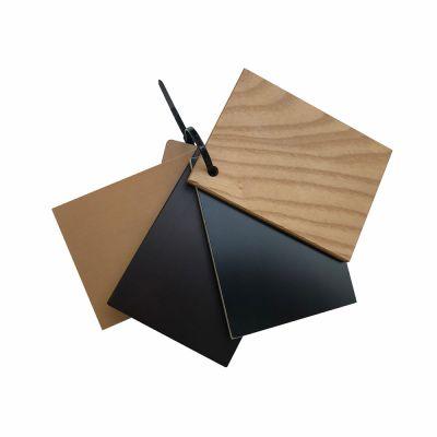 BoisModèle Eames Plastic Chair DSW, DAW Vitra