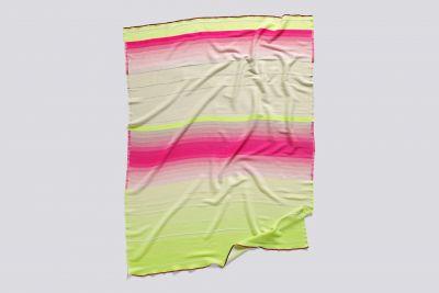 Colour Plaid Decke Hay-Nr. 7