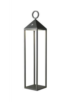 LED Cargo batterie extérieure Lanterne anthracite 67cm Sompex